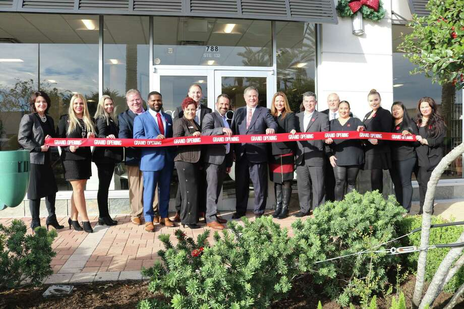 CORT recently held a grand opening ceremony at its new Houston furniture rental showroom, a one-stop shop for unique, rental furniture and accessories. The CORT Furniture Rental Showroom is located at 788 West Sam Houston Parkway North, Suite 132, Houston, TX 77024. Photo: Courtesy Photo