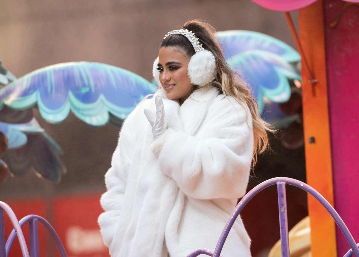 NEW YORK, NY - NOVEMBER 22: Ally Brooke attends the 2018 Macy's Thanksgiving Day Parade on November 22, 2018 in New York City. (Photo by Noam Galai/FilmMagic)
