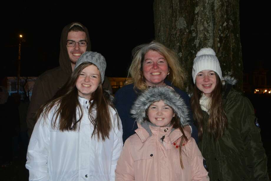 Milford's Festival of Lights was held on November 23, 2018. Children and families met Santa at the Milford Green and watched the town's tree light up. Were you SEEN? Photo: Vic Eng / Hearst Connecticut Media Group