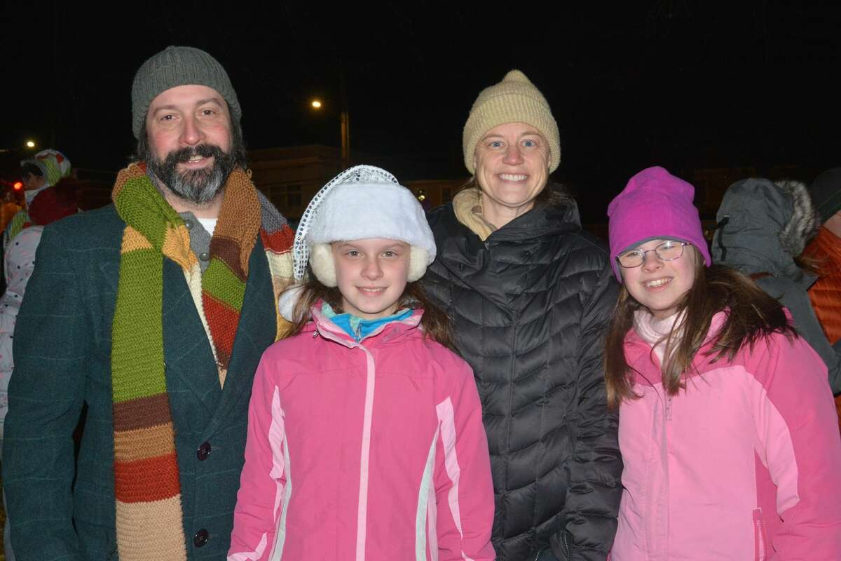 Milford's Festival of Lights was held on November 23, 2018. Children and families met Santa at the Milford Green and watched the town's tree light up. Were you SEEN?