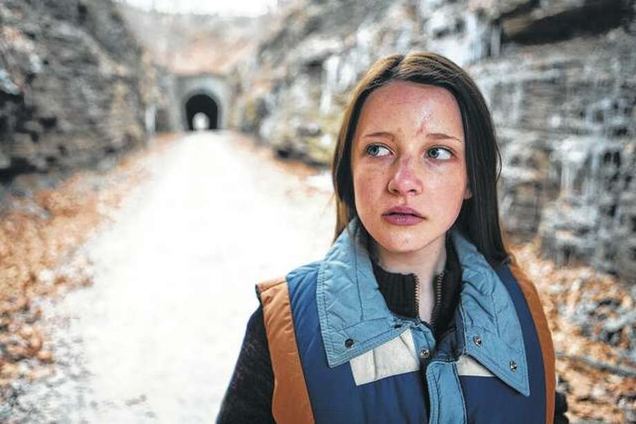 """Tunnel Hill in Johnson County is the setting as a teenage girl (Samantha Isler) runs into gypsy moonshiners who say they can resurrect her dead brother in Hunter Adams' thriller """"Dig Two Graves."""""""