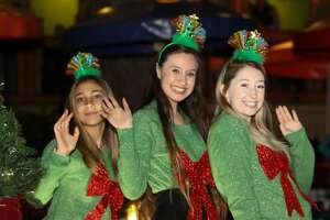 San Antonio's official start of the holiday season was marked Friday, Nov. 23, 2018 with the Ford Holiday River Parade and H-E-B Christmas Tree Lighting. Floats, like ones from Grand Marshal Joe Straus and the Spurs, drew cheers along the 2 1/2 mile route.