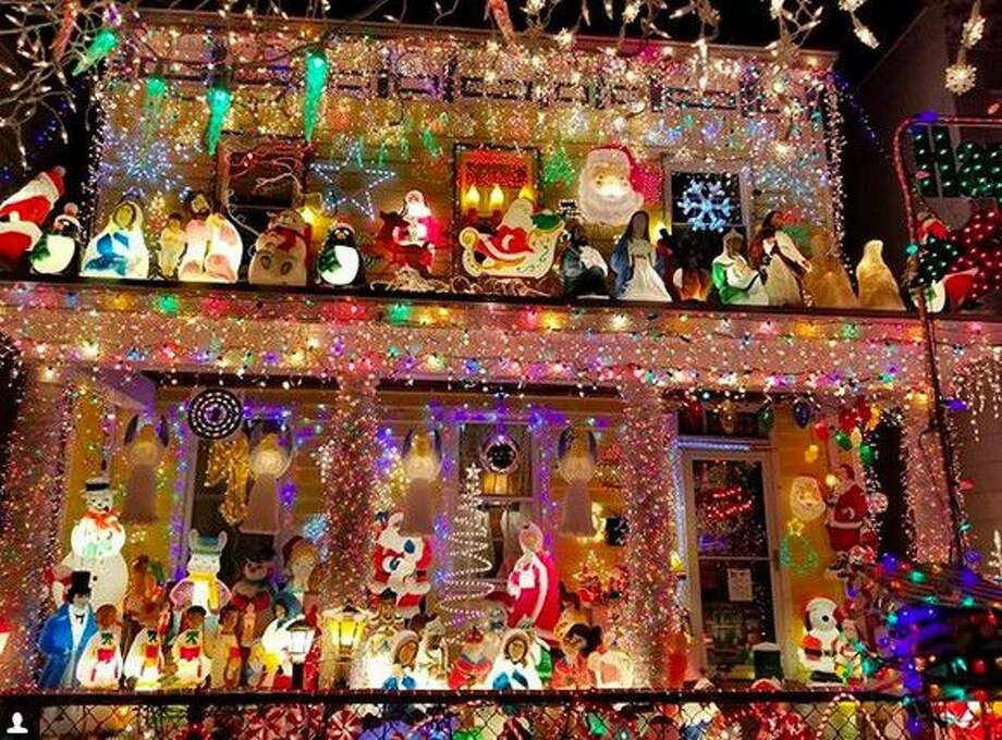 1. Lights are supposed to accent your house, not cover it