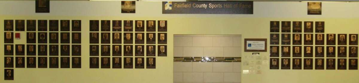 The reopening of the Fairfield County Sports Hall of Fame at Chelsea Piers Connecticut in Stamford, Conn. on Nov. 8, 2018.