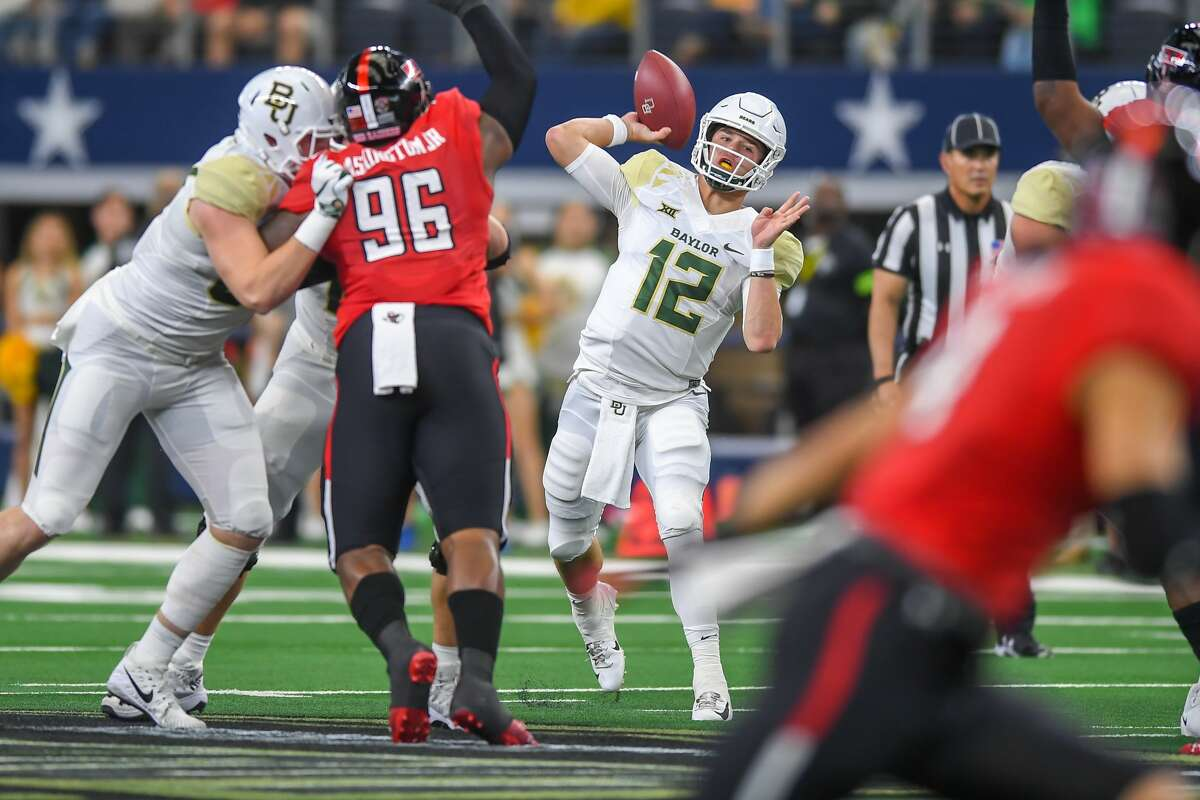 Baylor Becomes Bowl Eligible With Win Over Texas Tech