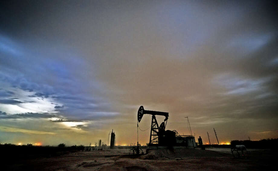 Just a month after hitting a four-year high of more than $76 a barrel, crude prices have plummeted about 25 percent to their lowest level in more than a year.  Photo: MRT File Photo