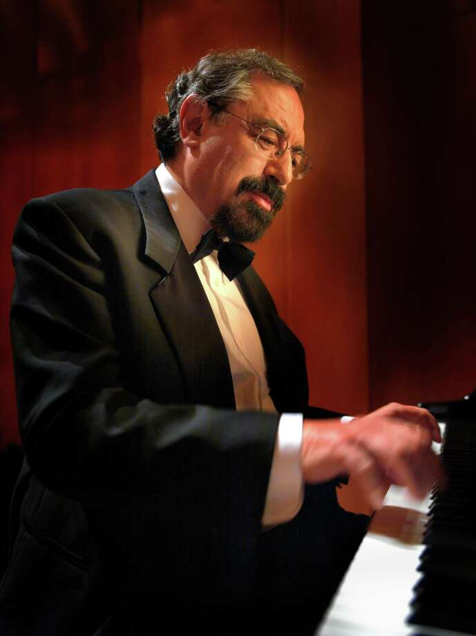 Pianist and Yale faculty member Boris Berman will perform. Photo: Courtesy Of NHSO / Copyright Oleg Kvashuk