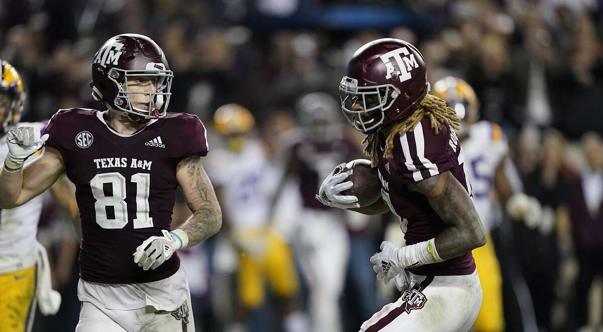 22. Texas A&M SEC 8-4