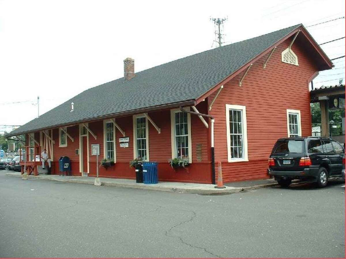 Design for the new construction at the site did not reflect the historic Old Greenwich Railroad Station itself.