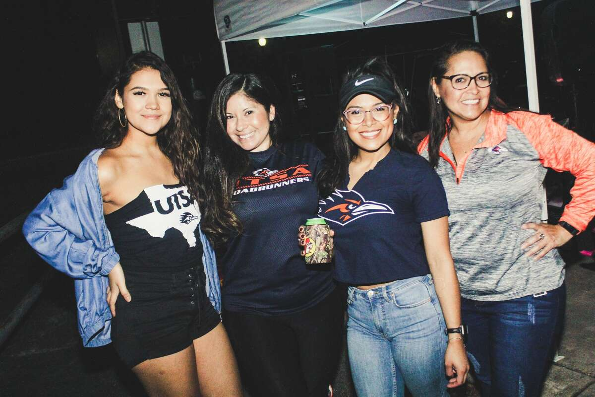 UTSA football fans turned out to cheer on the roadrunners as they played against the UNT on Saturday, November 24, at the Alamodome.