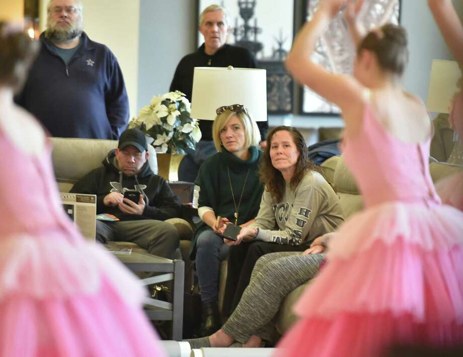 """North Haven, Connecticut - November 25, 2018: New Haven Ballet dancers perform excerpts from """"The Nutcracker"""" Sunday afternoon at the """"The Nutcracker Preview with the New Haven Ballet"""" during a community event sponsored by and performed at the Ray & Flanigan furniture and mattress store in North Haven. The New Haven Ballet's full performance of  """"The Nutcracker"""" will take place December 15 and 16 at the Shubert Theatre in New Haven. Photo: Peter Hvizdak, Hearst Connecticut Media / New Haven Register"""