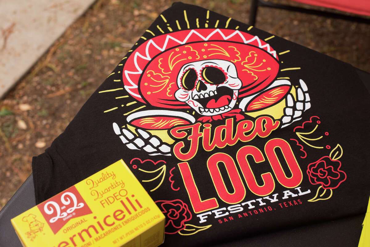 San Antonio's growing food festival scene is hitting pause for the second consecutive year as the Fideo Loco event announced the 2021 cancelation due to COVID-19.