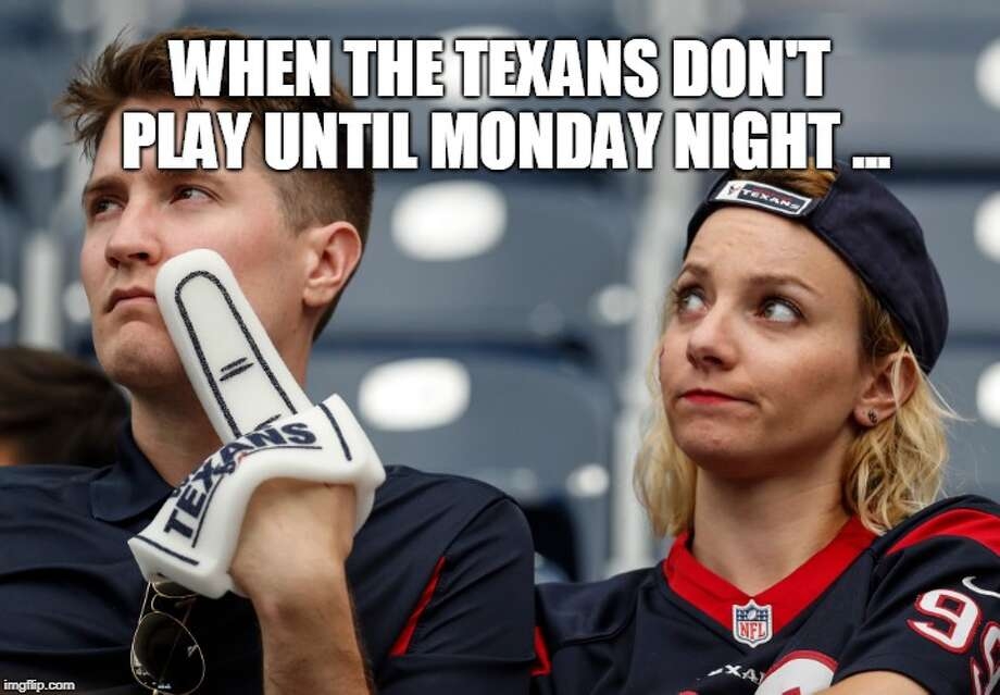 9c76a60c Lackluster NFL Sunday still gives us funny memes - Houston Chronicle