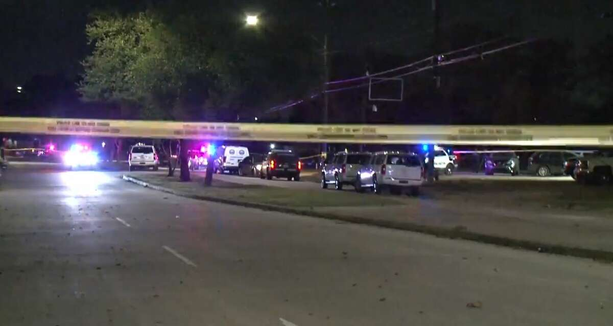 A suspect fired shots after being denied entry into the Red Foxx Lounge, which was hosting a concert for teens in the 4500 block of Yale Road onSunday, Nov. 25, 2018, police said.