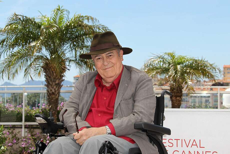 "Italian director Bernardo Bertolucci won global acclaim for ""The Last Emperor,"" which won nine Academy Awards. Photo: Valery Hache / AFP / Getty Images 2012"
