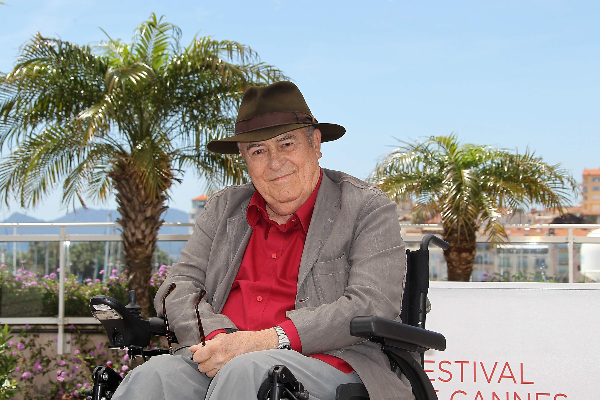 Bernardo Bertolucci Acclaimed Director Of Last Tango In