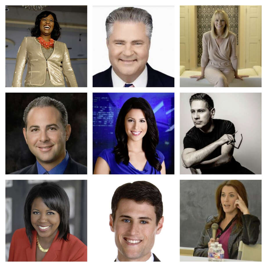 There were a lot of changes in Houston TV in 2018. Several TV reporters and anchors came and went.  >>> Click through to see Houston TV reporters and anchors who were on the move in 2018. Photo: BeFunky Photo Editor