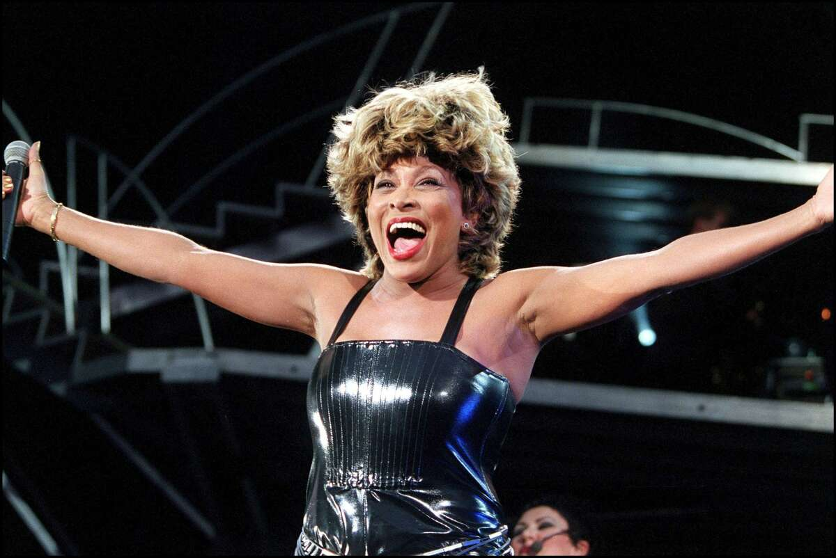 Grammy-winner Tina Turner turns 79 today. Tina Turner was born Anna Mae Bullock on November 26, 1939, in Nutbush, Tennessee. >>> Click through to see Tina Turner throughout the years. (Photo by Alain BENAINOUS/Gamma-Rapho via Getty Images)
