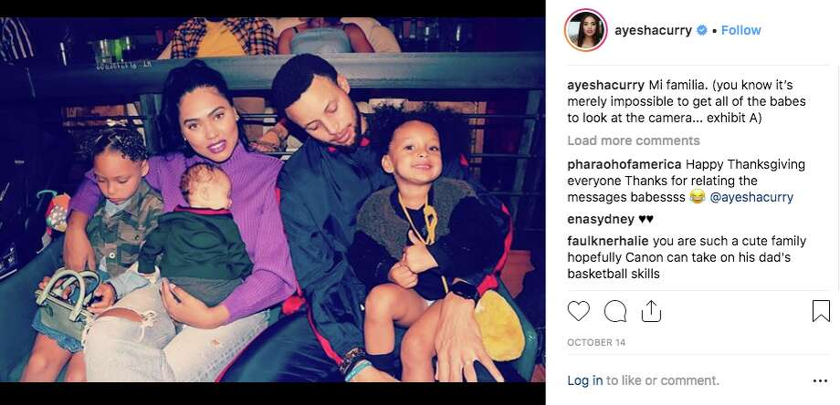 ayesha curry reveals the origin of son canon u0026 39 s unusual