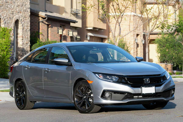 Compact Car 2019 Honda Civic