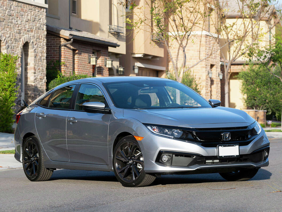 9. Honda Civic Original owners who keep for 15 years or longer: 11.9% Compared to national average: 1.6x