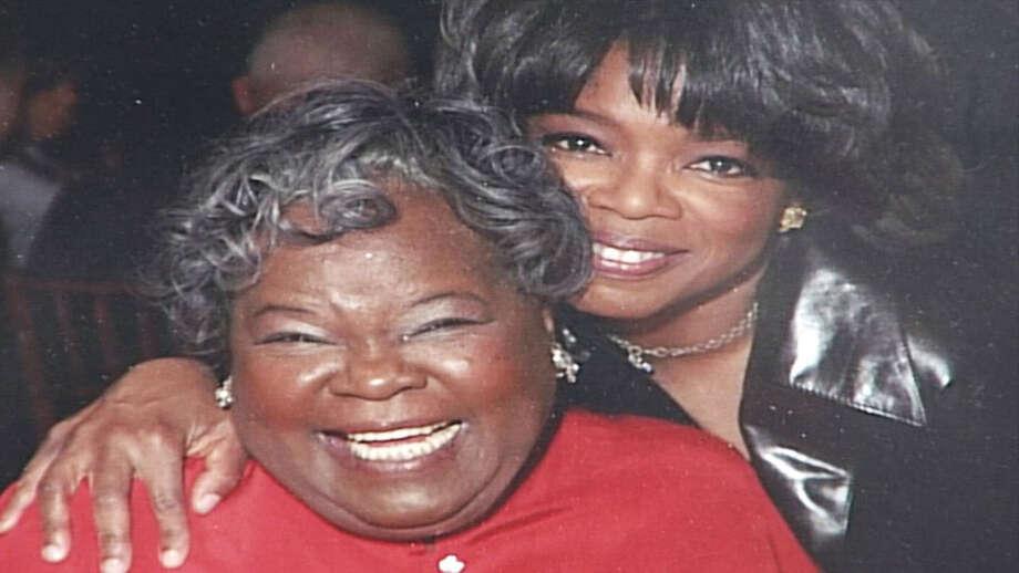 Vernita Lee Winfrey and daughter Oprah Winfrey. Photo: WISN