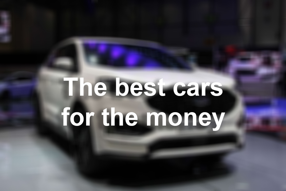 Gallery: Best cars for the money