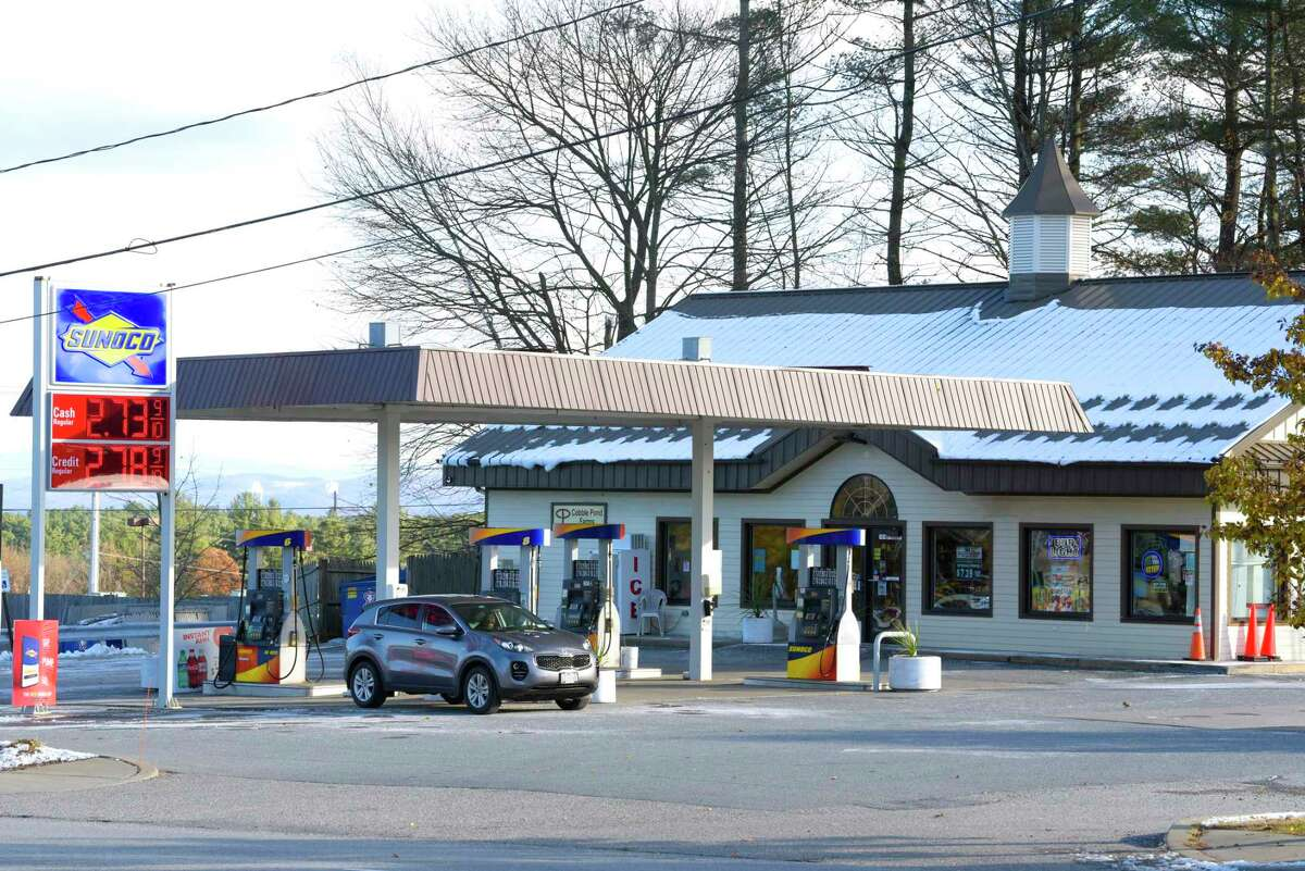 A view of the Sunoco gas Station at 532 Aviation Road on Wednesday, Nov. 14, 2018, in Queensbury, N.Y. (Paul Buckowski/Times Union)
