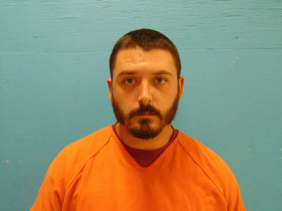 Derek Conley, 28, faces a charge of murder in the death of Lisa Meisel. He was booked into the Guadalupe County Jail on a $1 million bond. Photo: Guadalupe County Jail