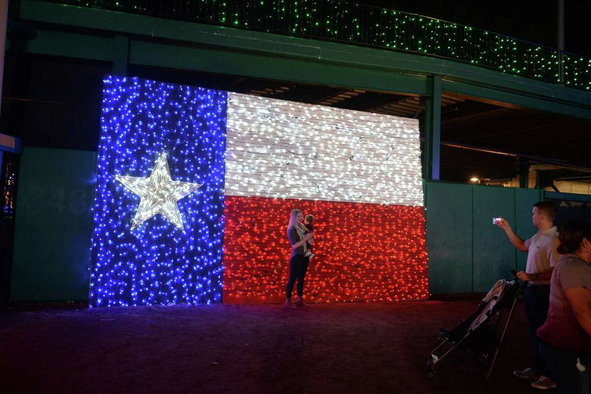Three Houston-area suburbs have just made the coveted list of most livable, mid-sized spots in the U.S., including League City (16, Sugar Land (44) and Pearland (30), according to SmartAsset's Most Livable Mid-Sized Cities 2020 Edition. Featured image: Sugar Land Holiday Lights at Constellation Field