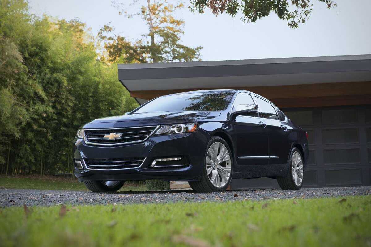 Chevrolet Impala The storied Impala will be discontinued (this has happened twice before) amid sweeping changes at GM.>>See what else is going away in 2019>>