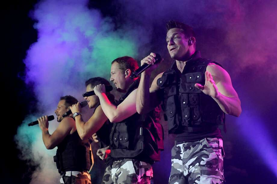 98 Degrees is scheduled to perform July 18 at Alive@Five at Columbus Park in Stamford, Conn. Photo: Dave Rossman, For The Chronicle