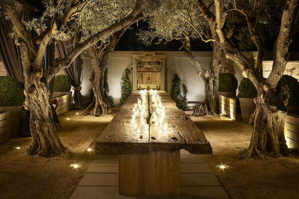 Yountville Compound Combines Food