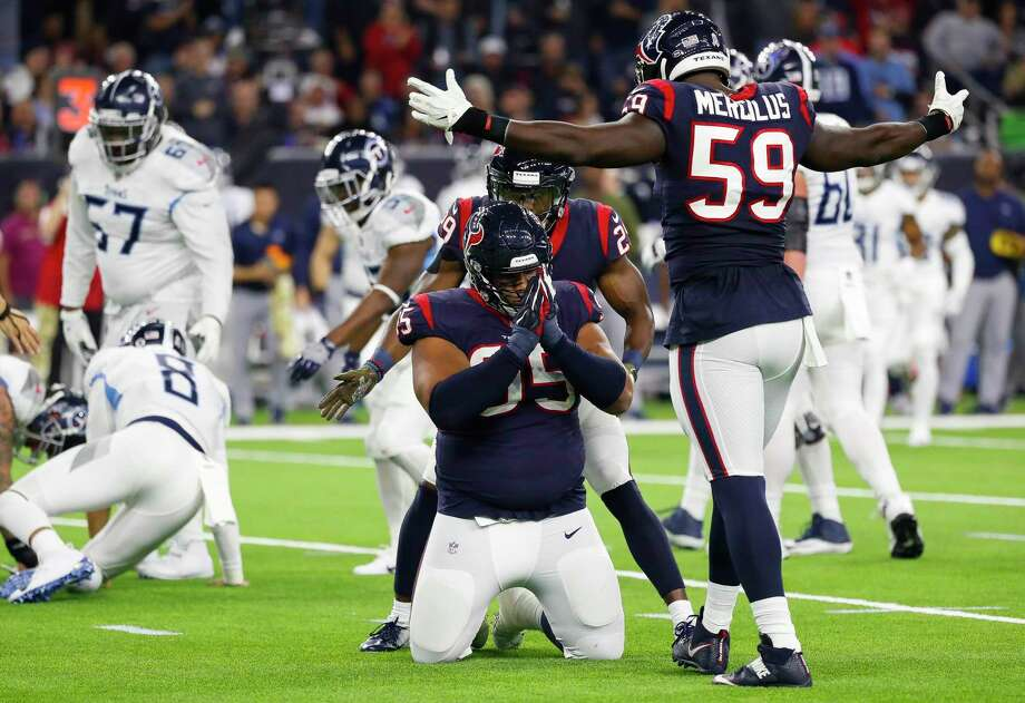 PHOTOS: Each Texans player's contract for 2019