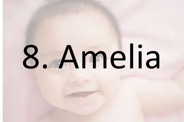 Top baby names of 2018 revealed: See who's new on the list