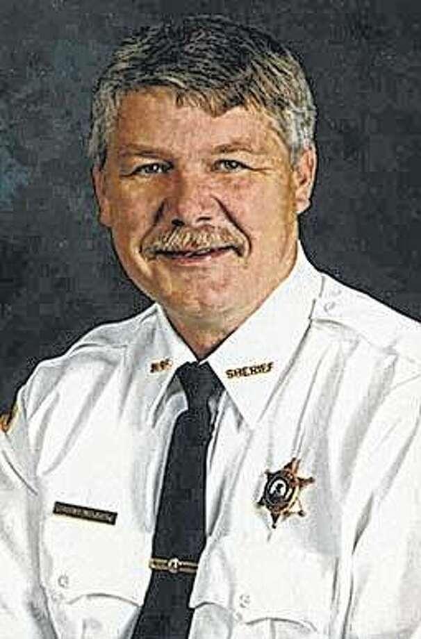Friday will be Randy Duvendack's last day as Morgan County sheriff. Photo: Photo Provided
