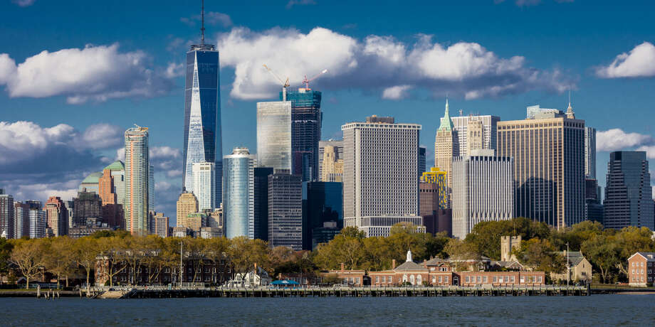 These are the 10 cities where Americans are deepest in debt. 10. New York, New York Photo: Getty Images