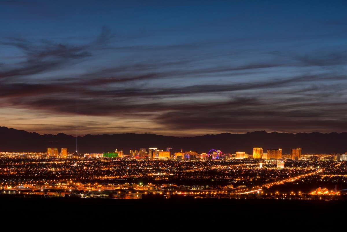 9. Las Vegas, Nevada
