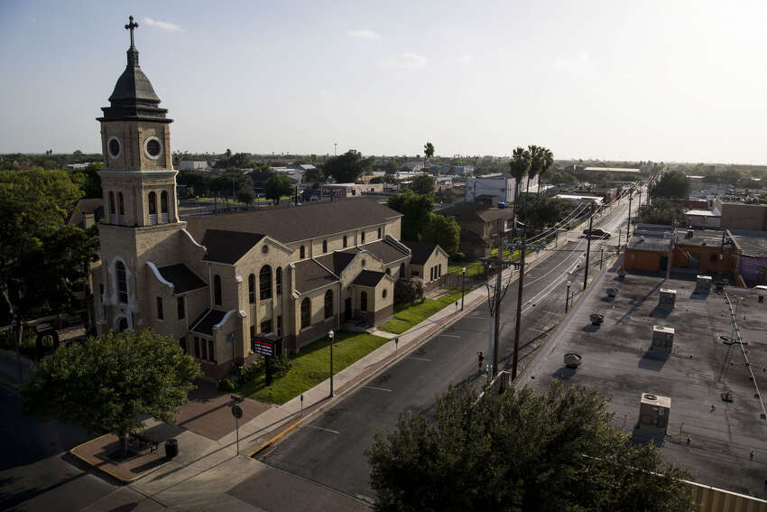 9. McAllen The U.S. News and World Report ranking was based on cost of living and real estate values.