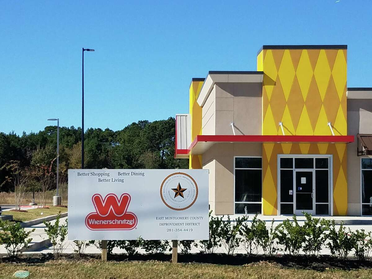 The California based hot dog chain serves more than 120 million hot dogs a year, according to the company website and has plans to serve even more in Houston over the next decade. The New Caney location is expected to open by February 2019, according toWienerschnitzel officials.