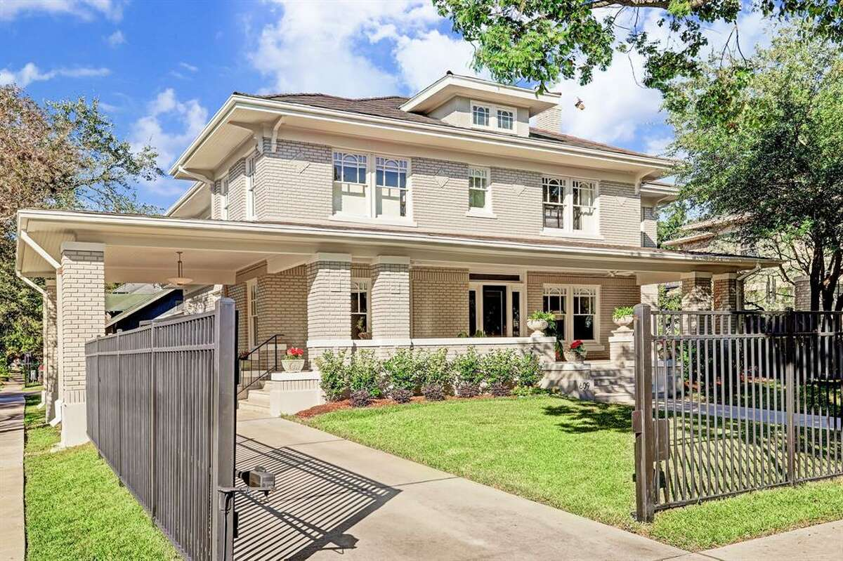 The owners of 609 Avondale are listing the historic home for $1.9 million.