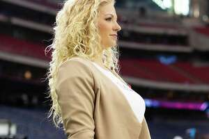 The Texans cheerleaders – rocked by a series of lawsuits last summer -- announced Casey Potter as the new coach on Instagram after Monday's game against the Titans.
