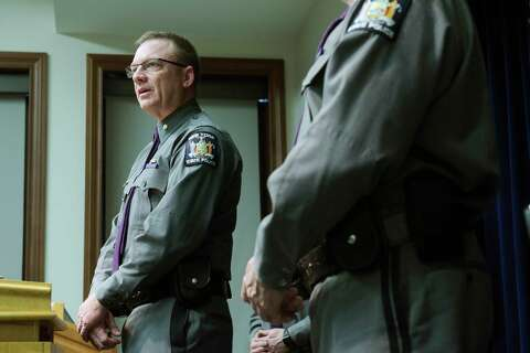 Trooper's death comes in 'particularly bad year' - Times Union