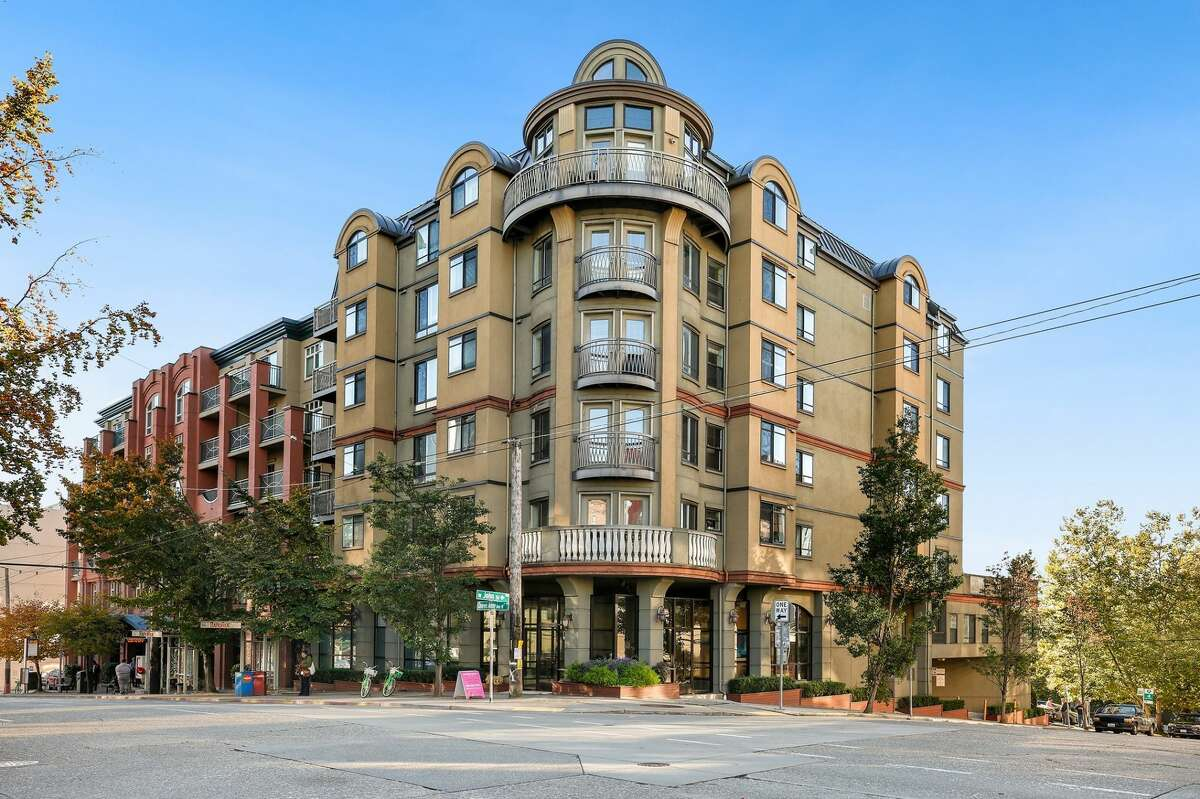 133 Queen Anne Ave. N., #202, listed for $331,550. See the full listing here.
