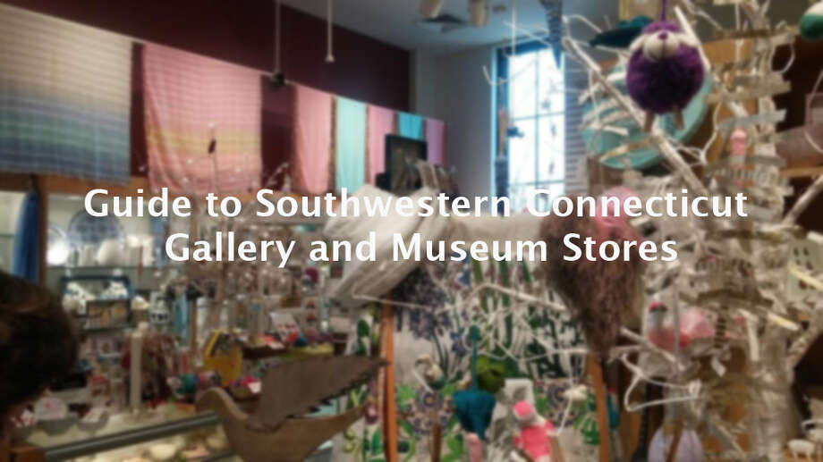 Galleries and museum shops are some of the best places to by gifts in Connecticut, especially during the holiday season. Click through to see some of the best gallery and museum stores in Southwestern Connecticut. Photo: Frank Whitman / For Hearst Connecticut Media