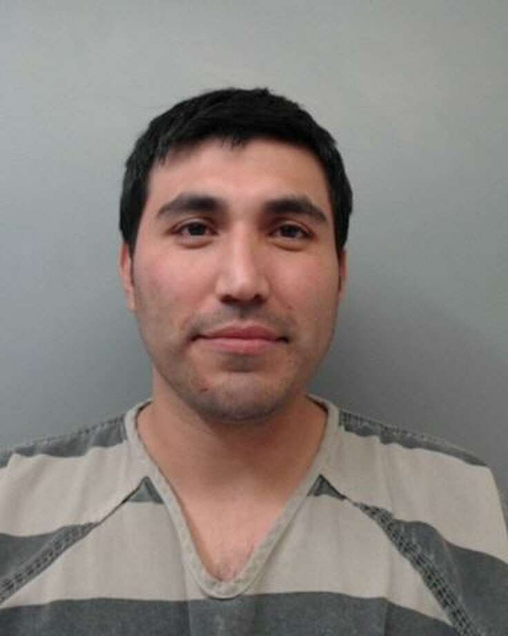 Enrique David Rodriguez Photo: Webb County Sheriff's Office /Courtesy Photo