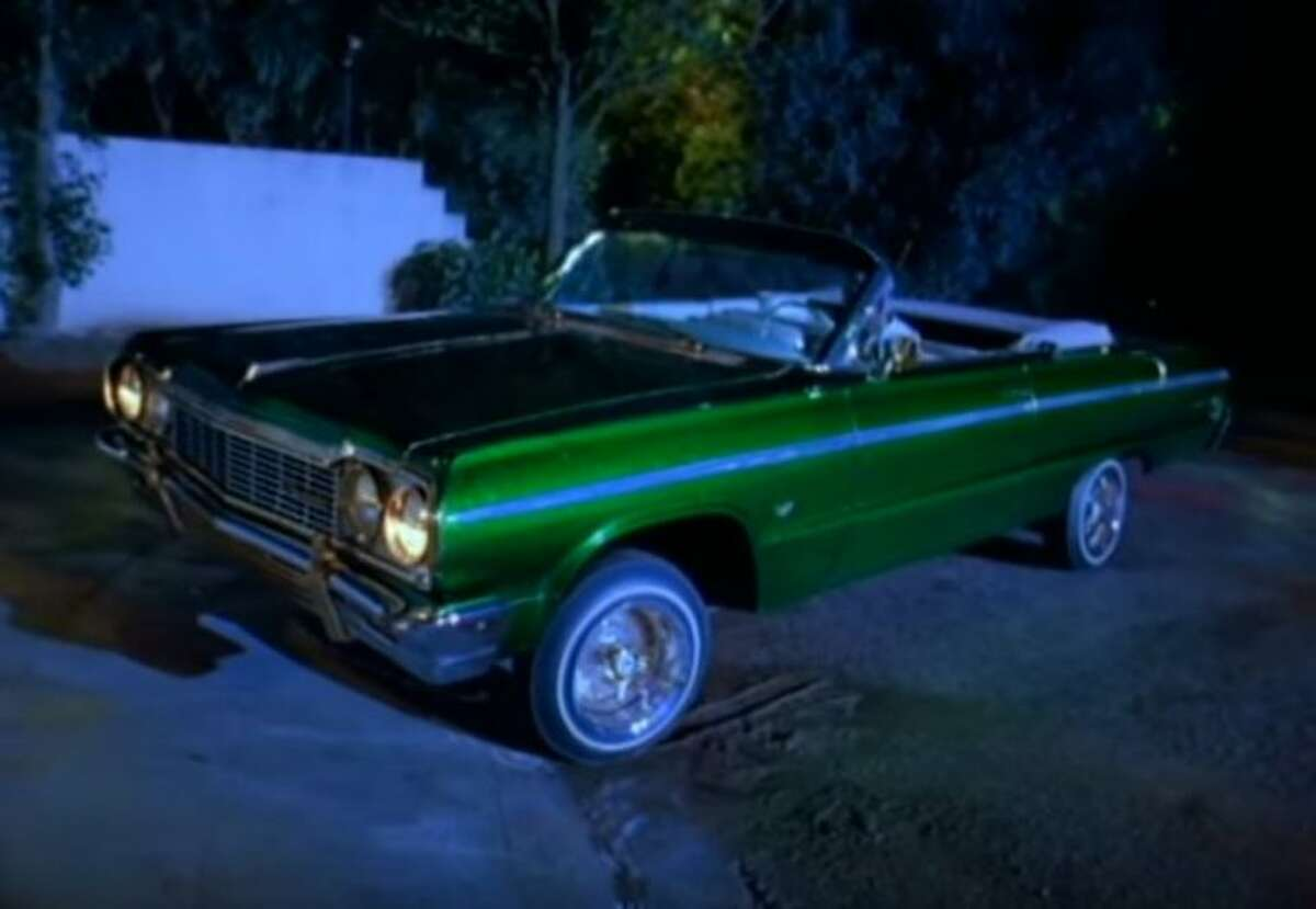 PHOTOS: The Chevy Impala in rap music In his video for the 1992 single