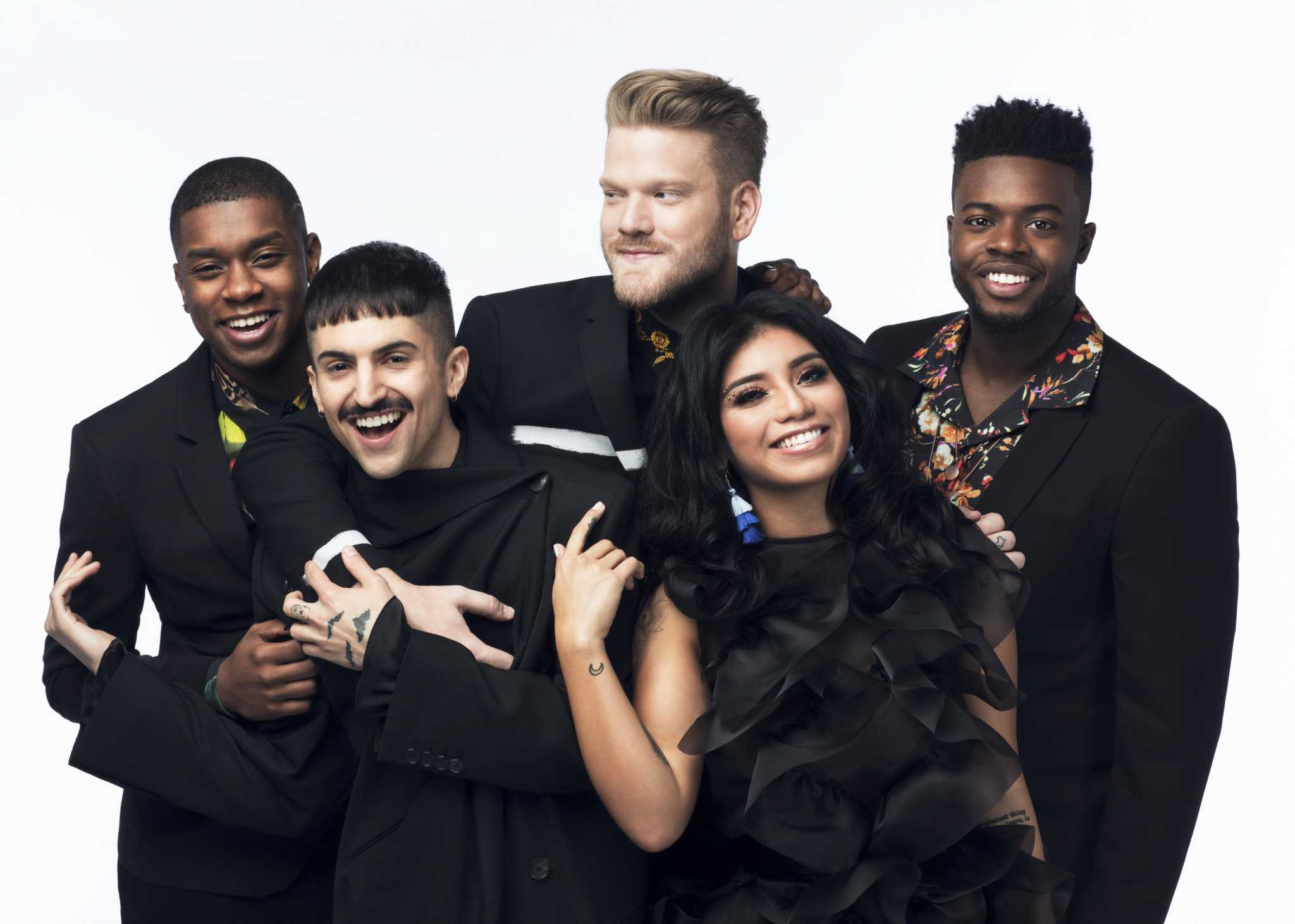 Straight No Chaser, Pentatonix invade Mohegan Sun Arena for 3 days ...