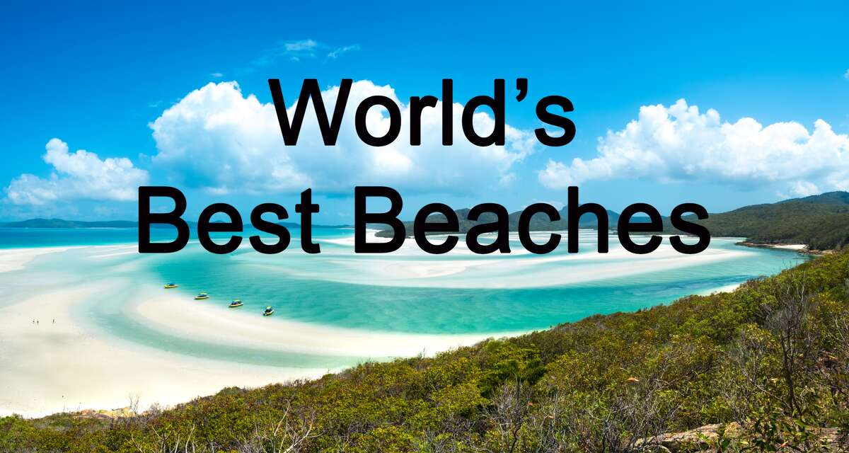 This week, FlightNetwork released its list of the World's Top 100 Beaches, available on the travel publication's website. While we're stuck shivering in the Pacific Northwest, use this list to plan your next sunshiney getaway...