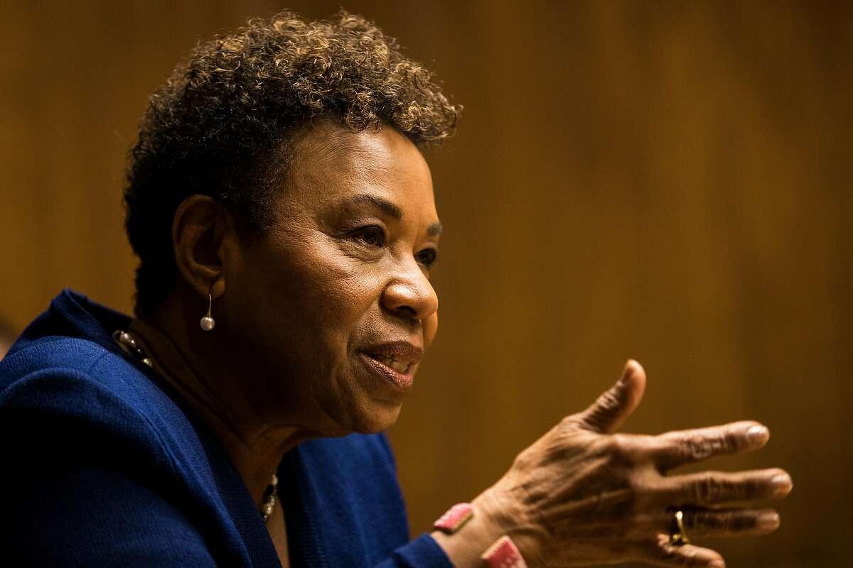 "U.S. Rep. Barbara Lee said the attack was ""a dangerous escalation."""
